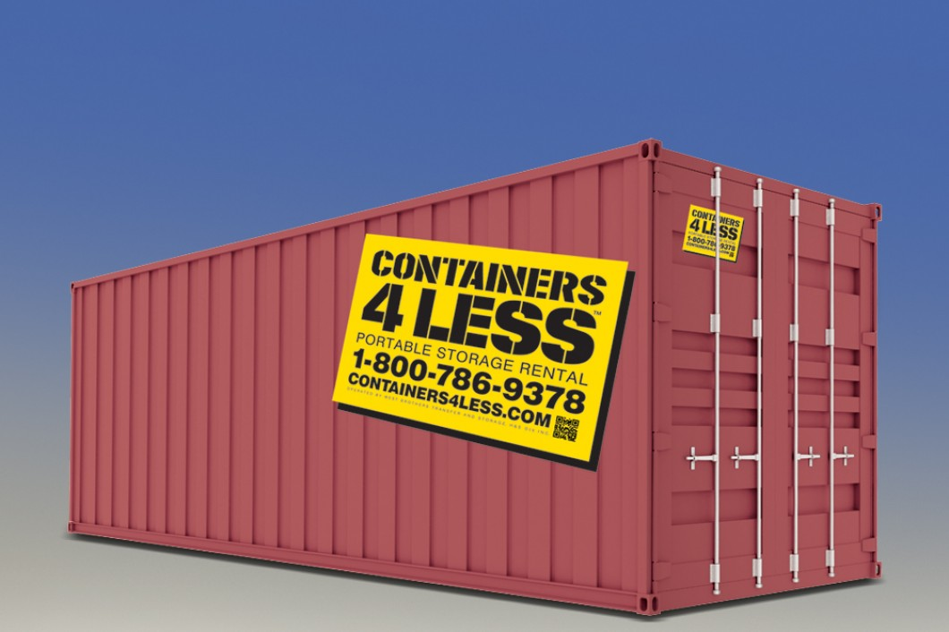 A Wide Selection of Containers
